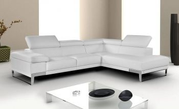 Cool Italian Leather Sectional Sofa Perfect 92 About Remodel Living Room