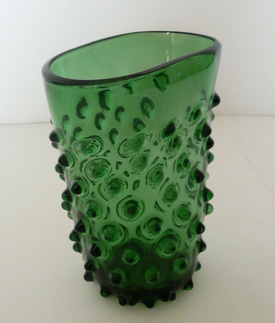 Quirky borske sklo knobbly green glass vase love it love it quirky borske sklo knobbly green glass vase love it love it love it reviewsmspy
