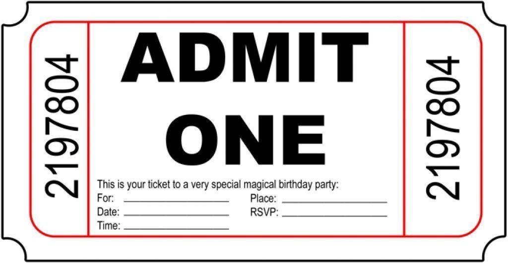 Birthday Invitation Template Printable Birthday Party Invitation ...