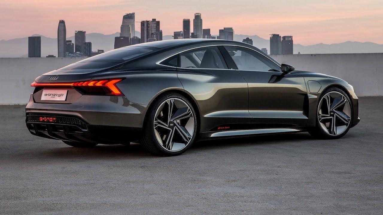 2021 Audi E Tron Gt Perfect Coupe Youtube Audi E Tron E Tron Audi