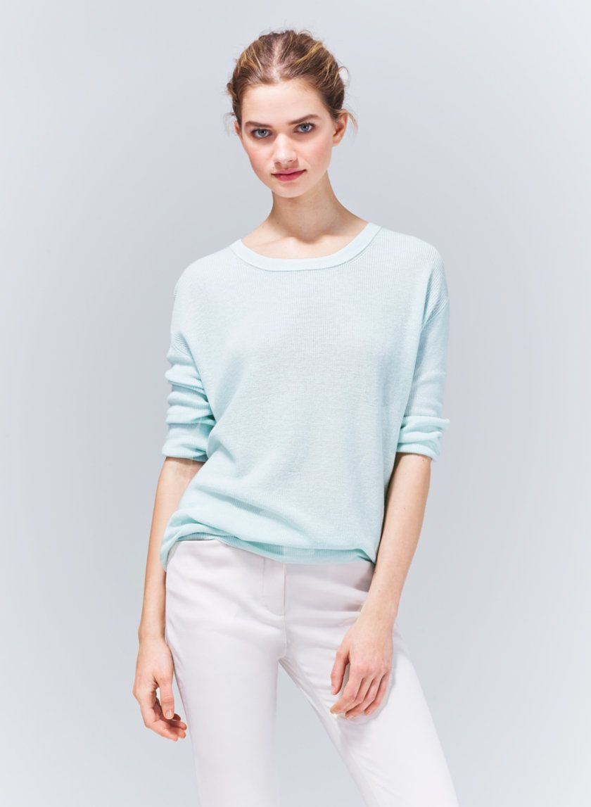 71a736a9d5b2a3 Wilfred BALZAC SWEATER | Aritzia | CLOTHES | Sweaters for women ...