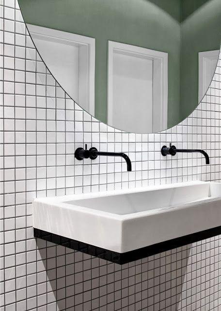 Jugando A Las Casitas Con Designliga En Munich ARCHI / DESIGN - joint noir salle de bain
