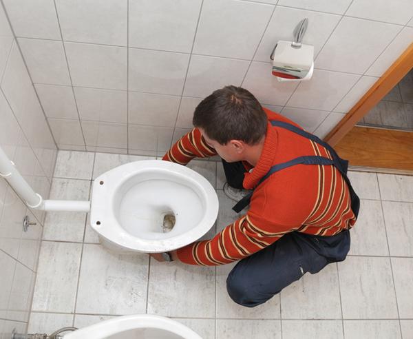 Wc Austauschen Toilette Einbauen So Geht S Wc Renovieren Bad Renovieren Renovieren
