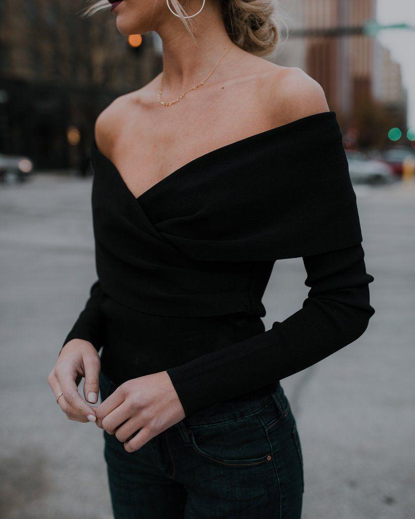 Adeline Sweater Top