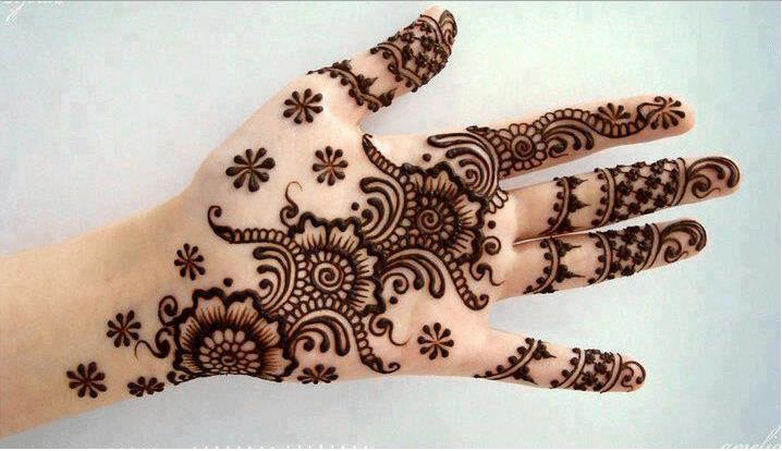 Beautiful Mehndi Designs For Girls Art On The Body Pinterest