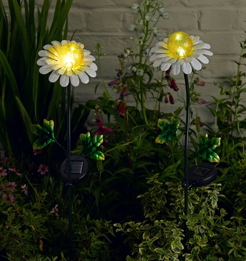 Great Ideas Decorative Solar Garden Lights The Landscape Design