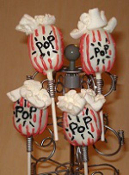 popcorn popcakes