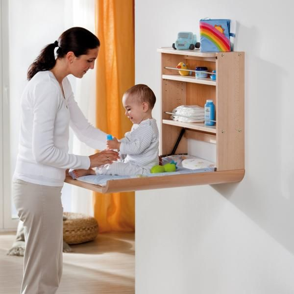 For Wall Mounted Baby Changing Table New Without Mat This Is Great Saving E We Used It About