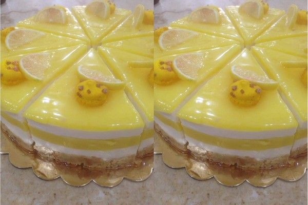 أناقة مغربية تشيز كيك بالليمون ولا أروع Cheesecake Desserts Mini Cheesecake
