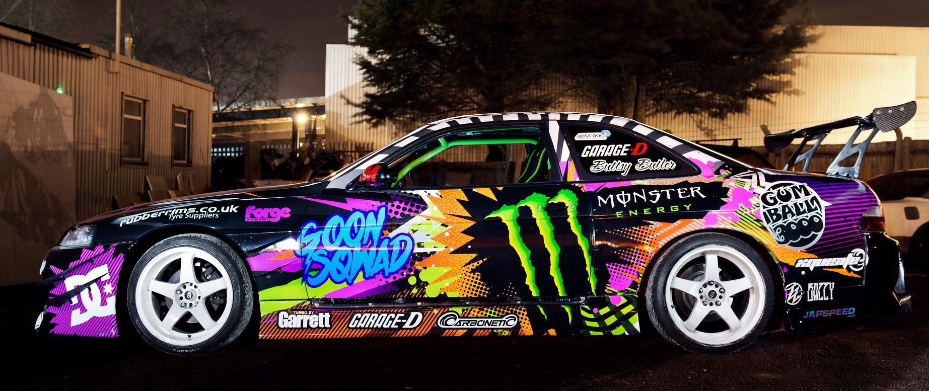 Image Result For Drift Car Logo Design Race Car Wraps