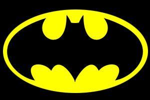 Batman Logo Clip Art   That's all, folks - the logo is ready.