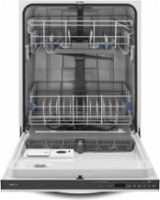 """Whirlpool - Gold 24"""" Tall Tub Built-In Dishwasher - Monochromatic Stainless Steel - AlternateView12 Zoom"""