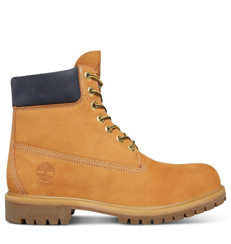 6 Inch Boot Premium Heritage pour homme en beige
