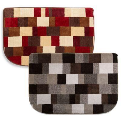 Buy Microdrya Soft Spun Memory Foam Hd Kitchen Mat In Crimson
