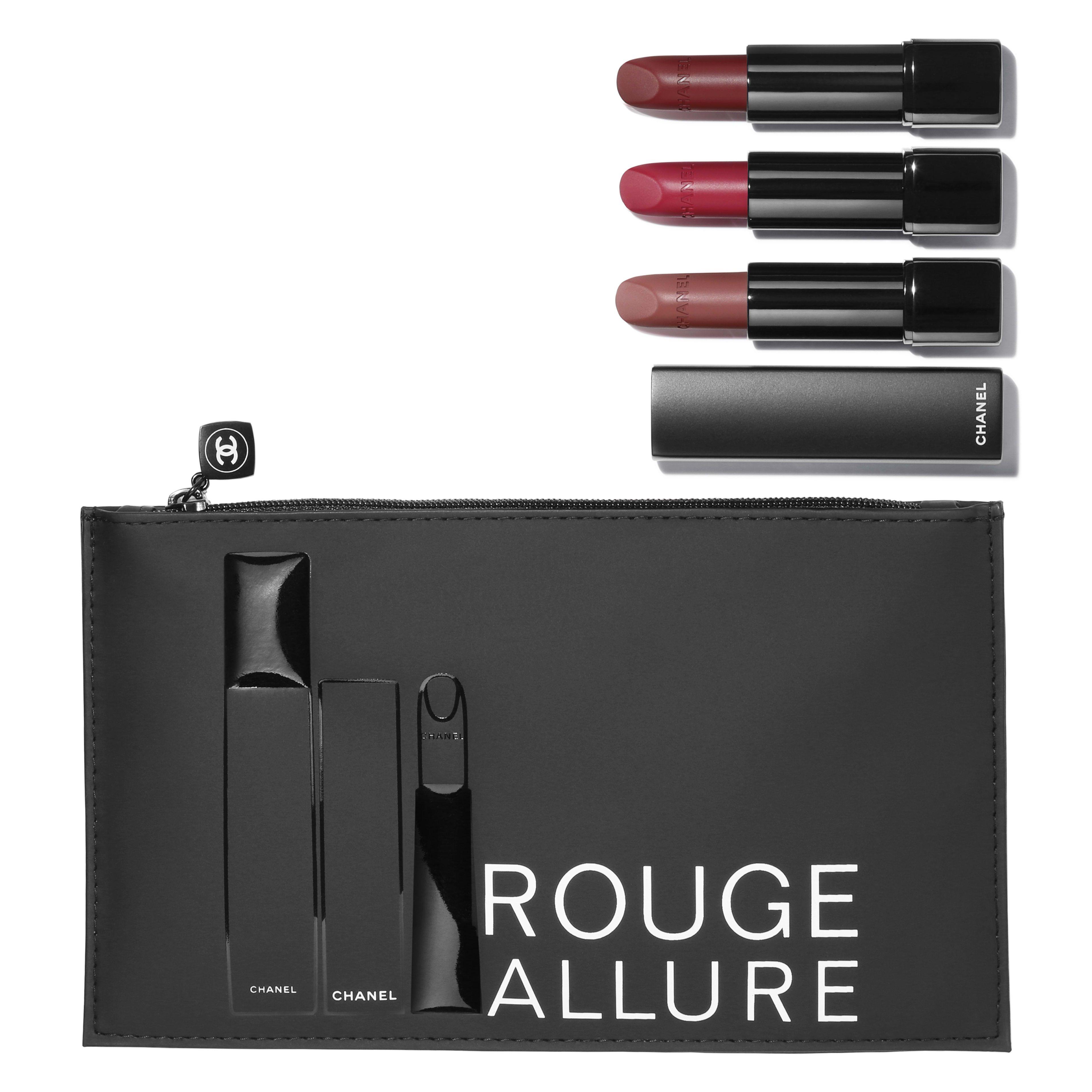 ROUGE ALLURE VELVET EXTRÊME Set CHANEL Makeup gift