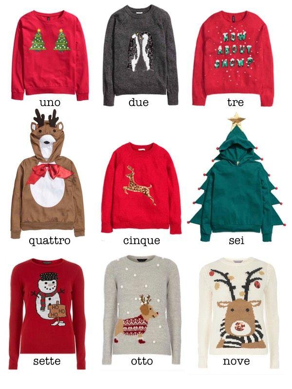 scegli ufficiale alta qualità sito affidabile 5 store online in cui acquistare un maglione natalizio per ...