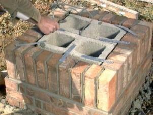 How to build a brick mailbox brick mailbox bricks and curb appeal how to build a brick mailbox solutioingenieria Images