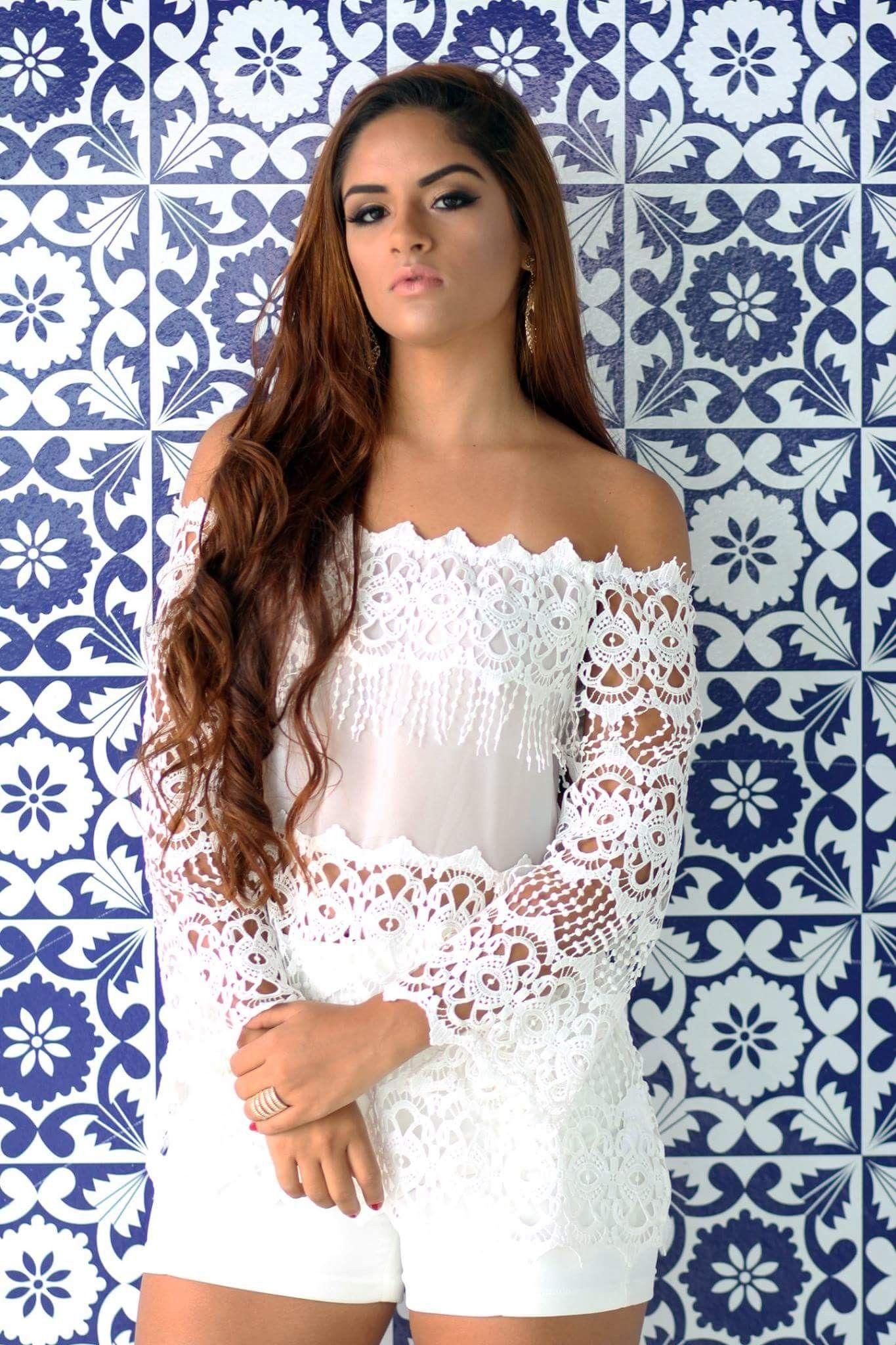 ec26da461 Vestidos Básico · Moda Jovem · Roupas Femininas · Renda · Blusas De Verão