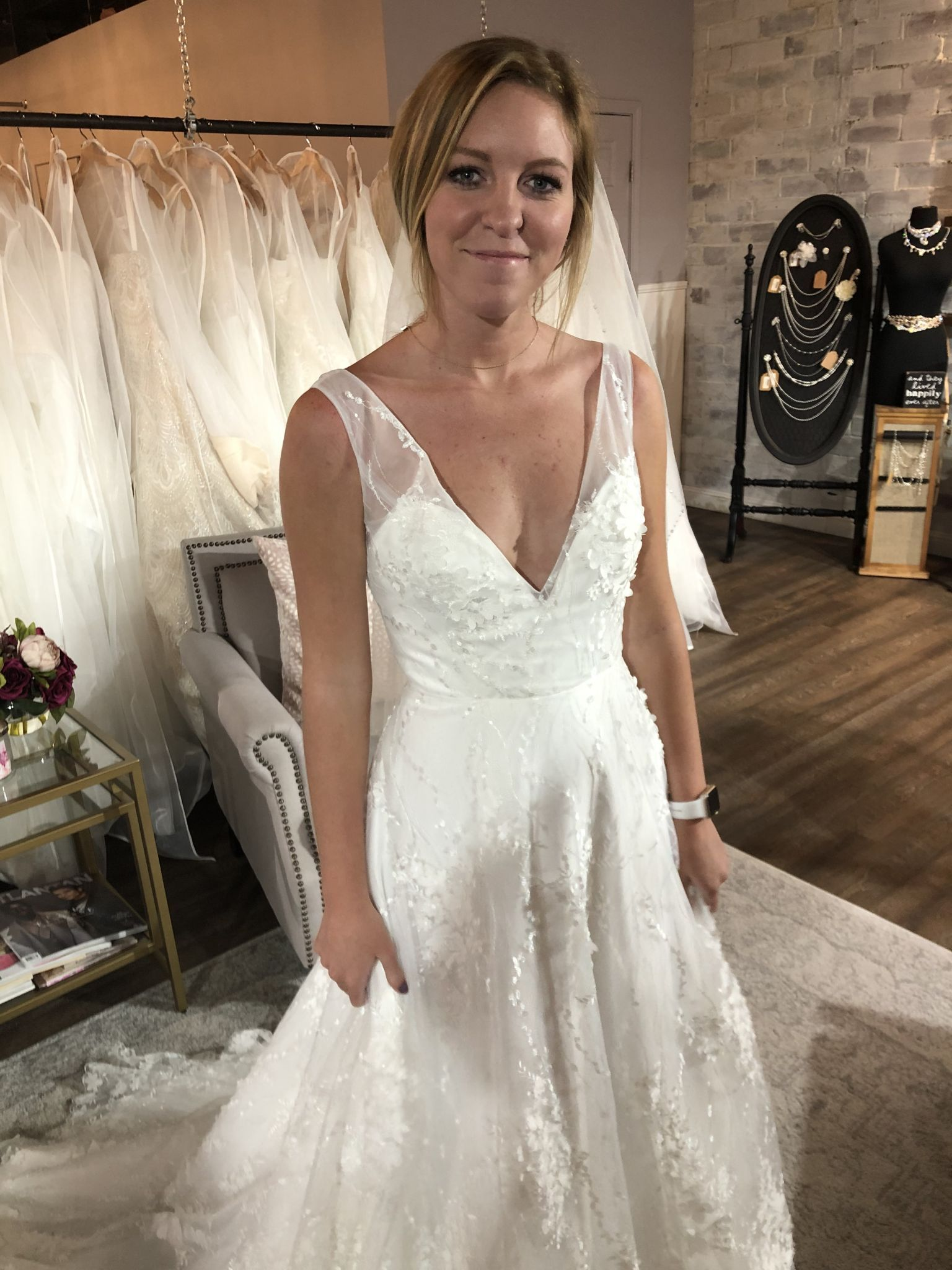 Carrafina LW20 Wedding Dress   New, Size 20, $20   Wedding ...