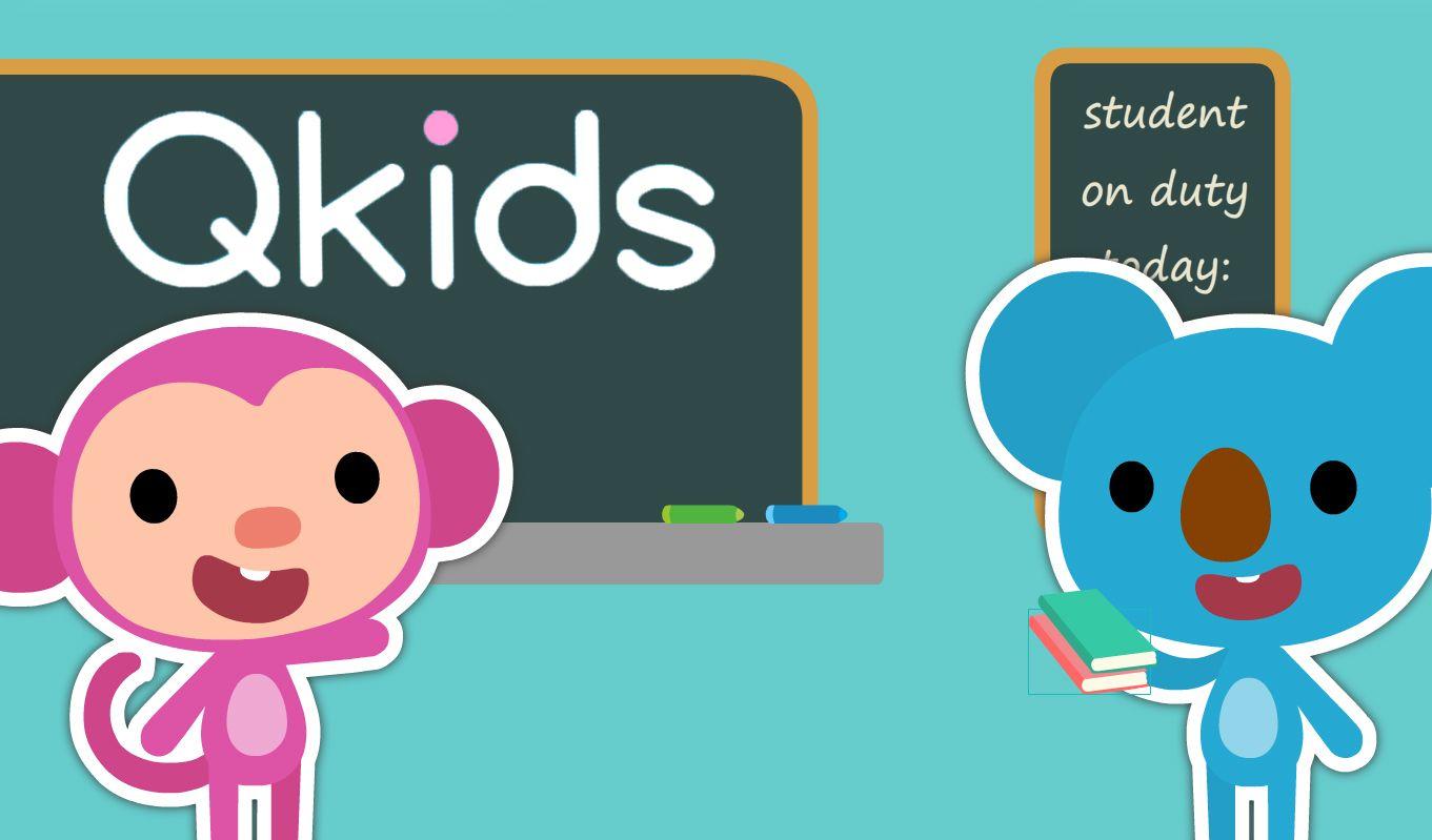 Qkids Teach Online. Join today as an Online English
