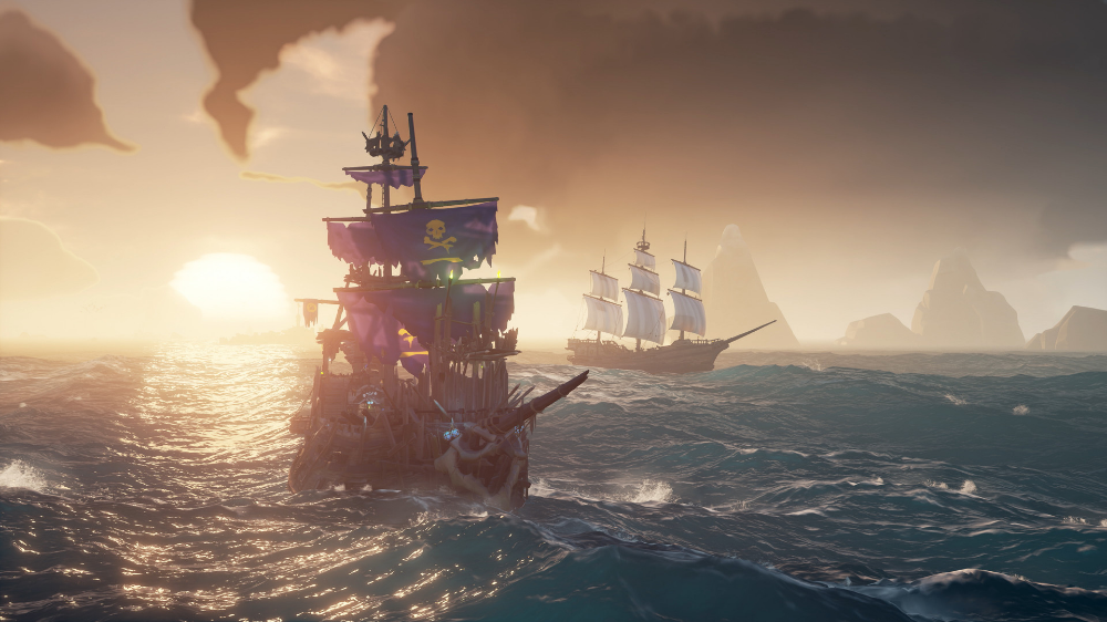 Sea of Thieves 100 Concept Art Collection in 2020 Sea