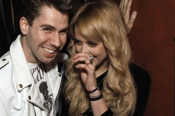 Who is peaches geldof dating