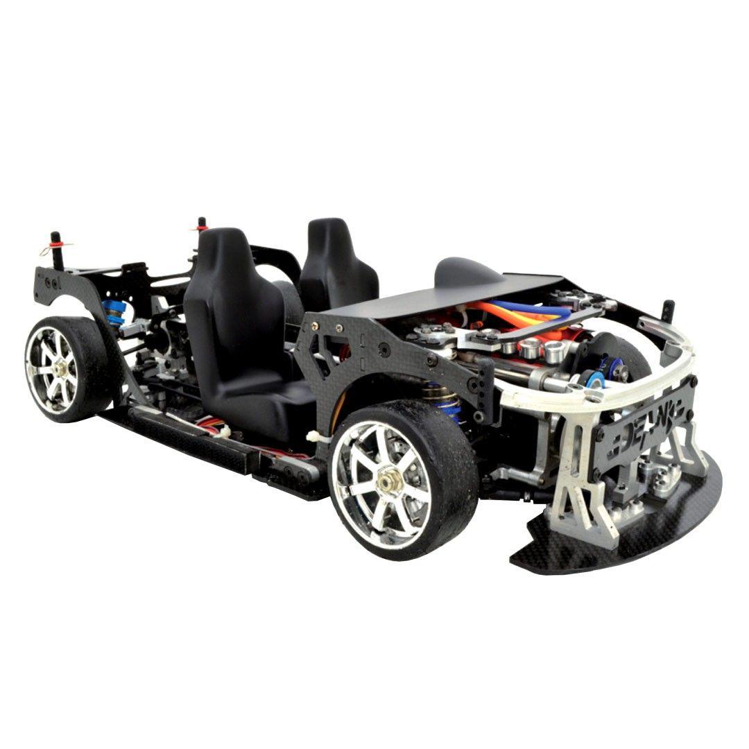 D9 Bulldog 1/10 Front-engine RC Drift Car Combo