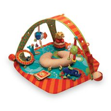 Delicieux Boppy® Flying Circus Play Gym   Buybuy BABY