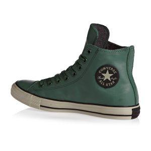 ef7cc562b8f4 Converse Chuck Taylor All Star Rubber Shoes - Gloom Green black papyrus
