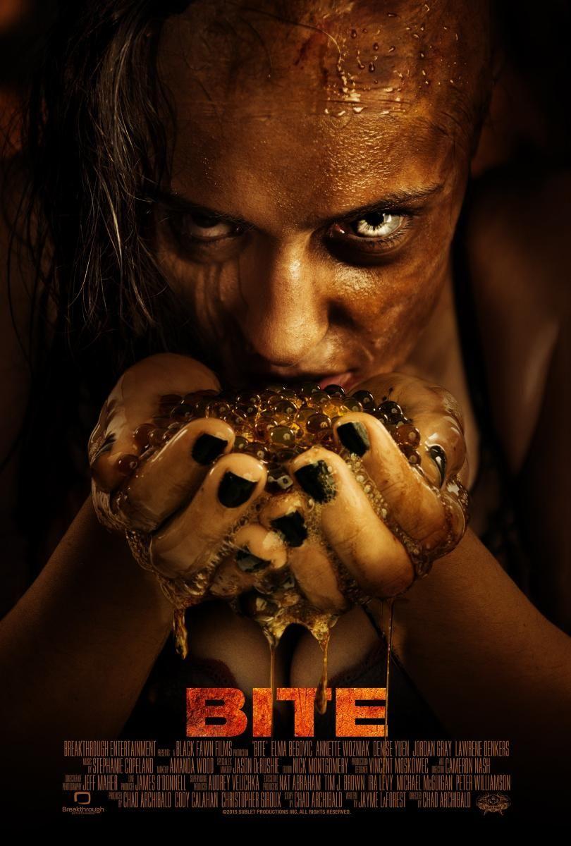 Bite (2015) - FilmAffinity | Horror Movies 2010-2019 in 2019 | 2015