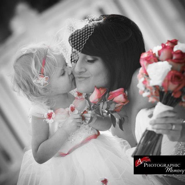 Flowergirls and Ring Bearers