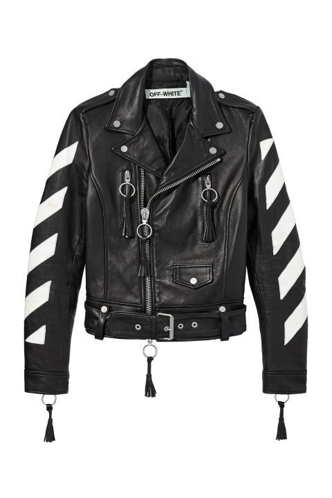 bd58ee1a2 8 Leather Jackets That Are Not Your Average Moto | Fashion: What's ...
