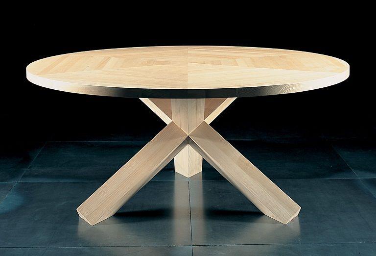 mesa de comedor redonda madera httpdizenosclmesa de - Mesa Redonda Madera