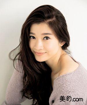 篠原涼子綺可だね。