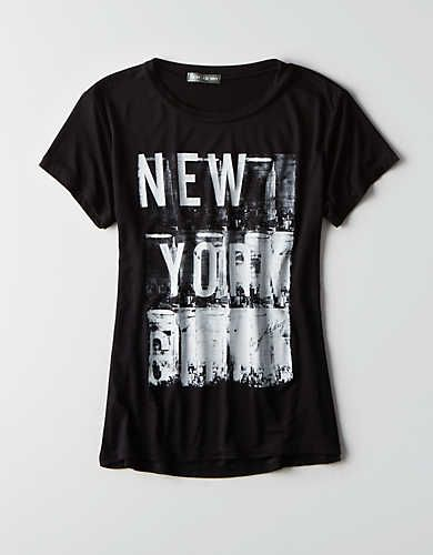 a0f37d453 The newest collection to hit American Eagle Outfitters. Designed in one  size to fuse the effortless street style of New York