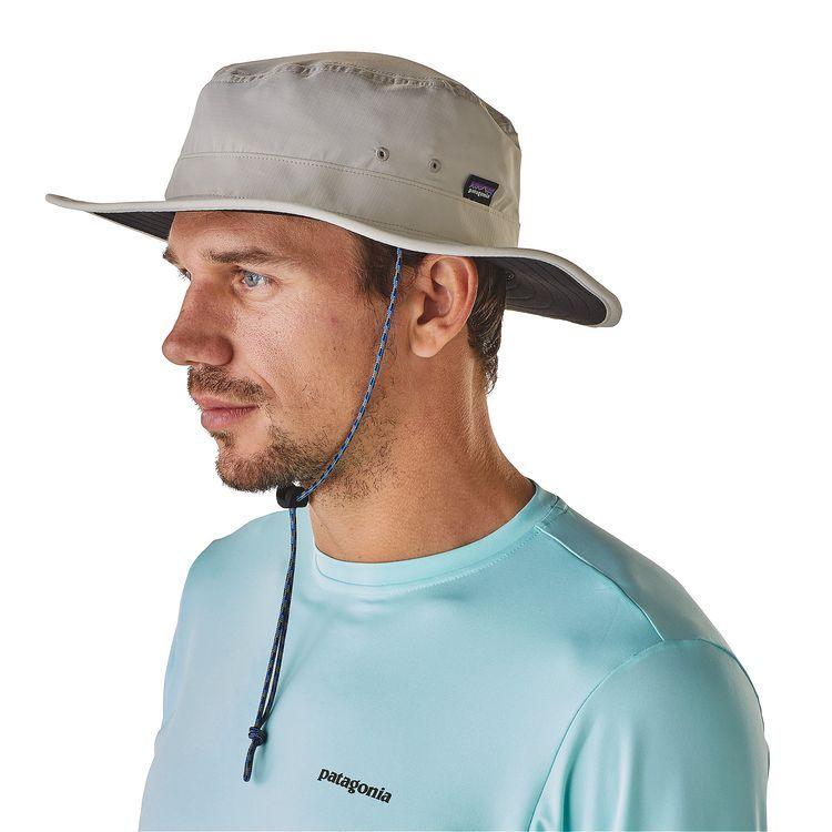 Patagonia tech sun booney fly fishing hat mens hats