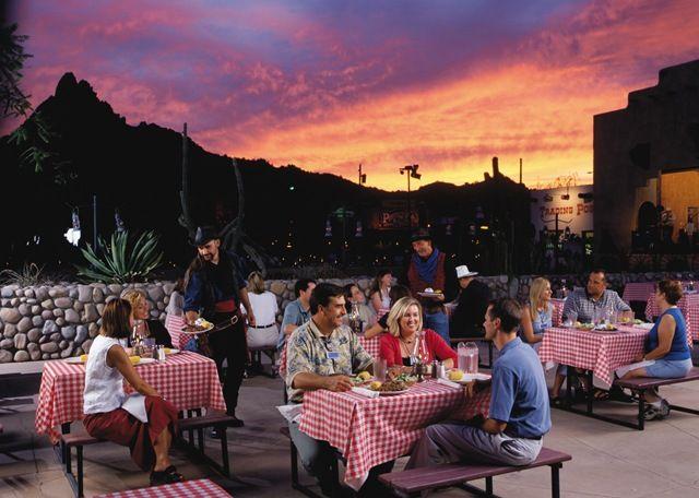Pinnacle Peak Patio Boulders Resort Scottsdale Restaurants Great Places