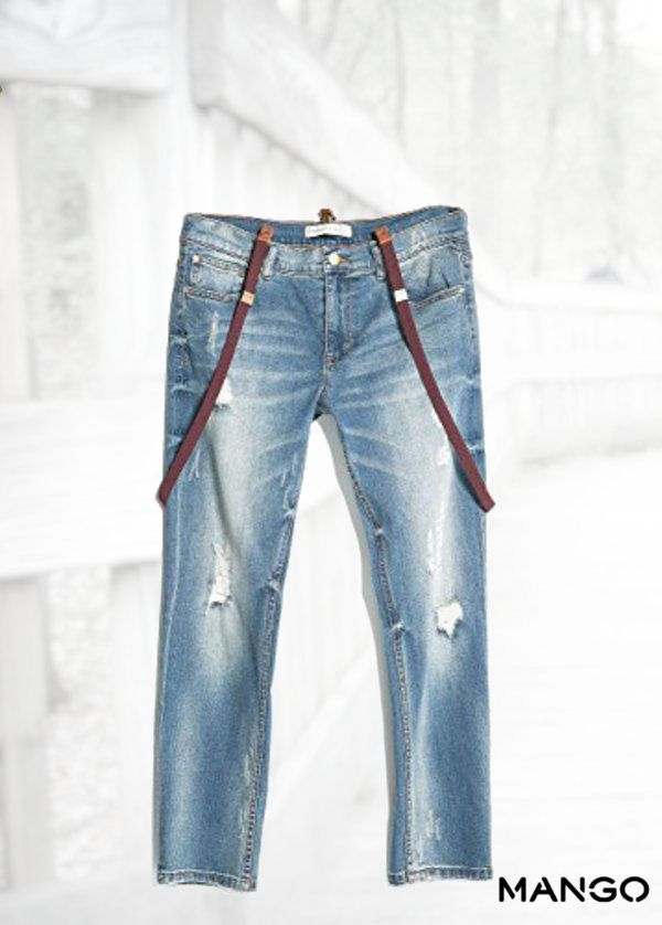 3112ade5ab2 Mango Women's Boyfriend Nancy Jeans | Denim and Jeans | Boyfriend ...