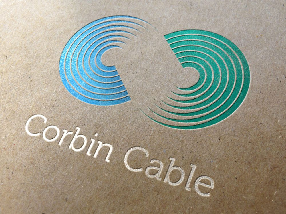 Corbin Cable Tv Internet Phone Branding Identity By Granite Bay Design Branding Identity Brand Identity