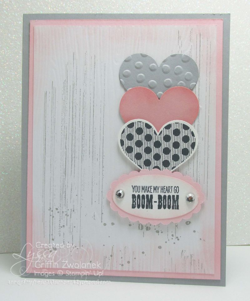 You make my heart go boom-boom   Cards, Crafts ...You Make My Heart Go Boom Boom