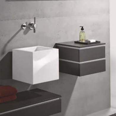 Cube Waschbecken von Rialto-Designde Home - Badezimmer