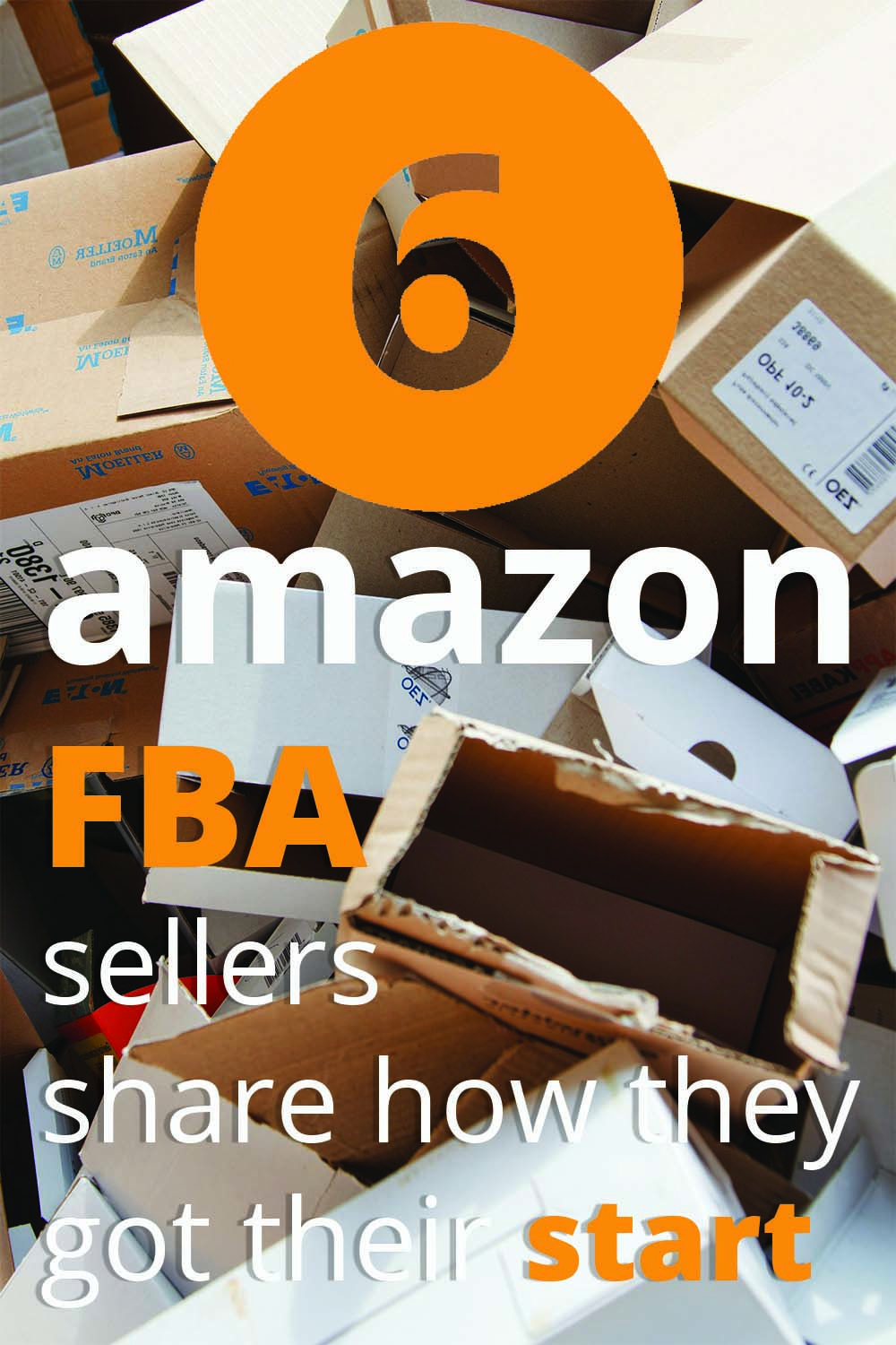6 Amazon Fba Sellers Share How Their Business Got Its Start Make