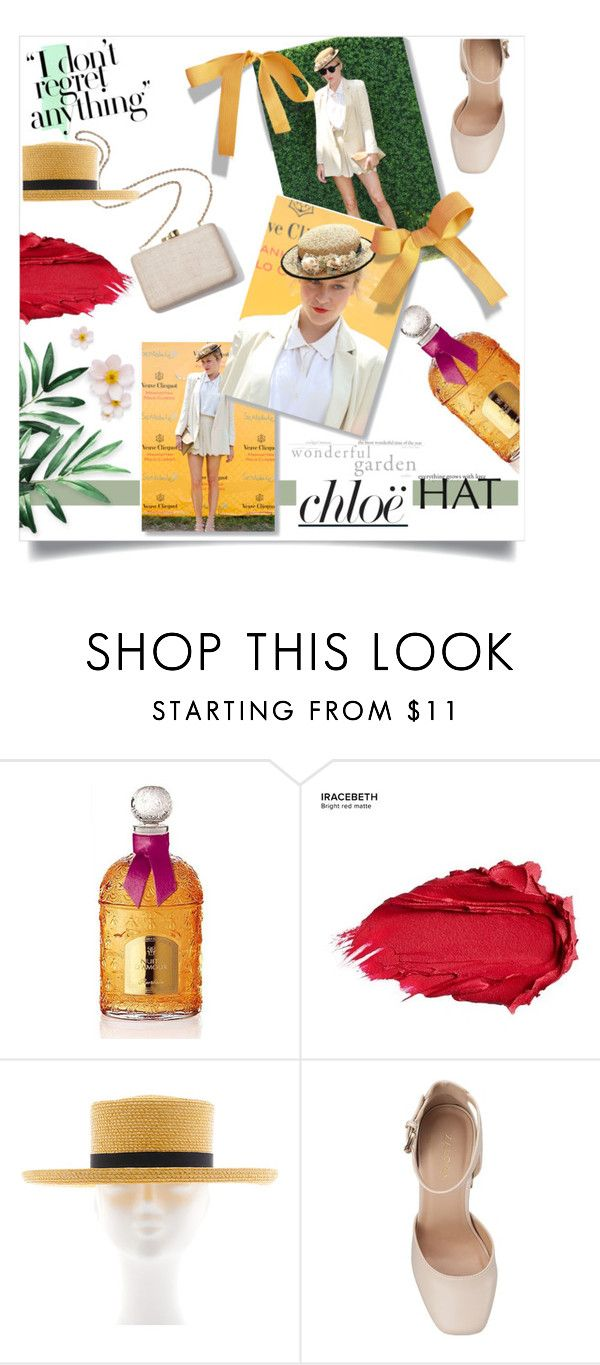 """""""⤷ 156"""" by lovaconsultancy on Polyvore featuring Guerlain, Urban Decay, Kayu, Christian Dior, ZALORA, Chloé, GetTheLook and hats"""