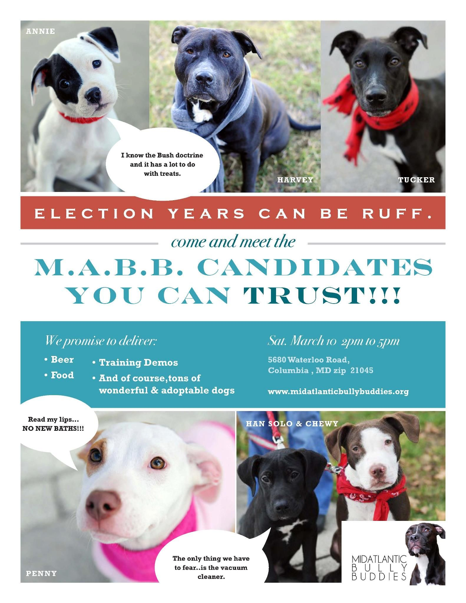 March 10th, 2012 from 2pm5pm huge adoption event in
