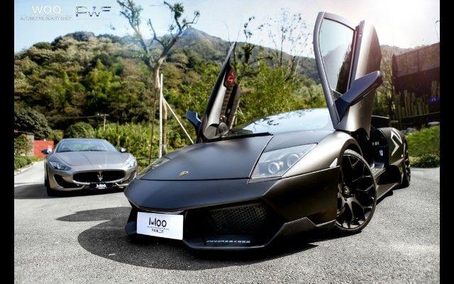 Lamborghini & Maserati
