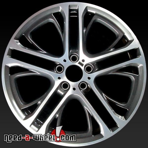 """2011-2017 BMW X Series Oem Wheels For Sale. 21"""" Front"""
