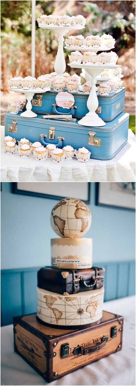 Top 10 Vintage Wedding Trend Ideas for 2019 #vintagesuitcasewedding vintage suitcase wedding decor ideas #weddins #vintages #vintageweddings #weddingideas #vintagesuitcasewedding