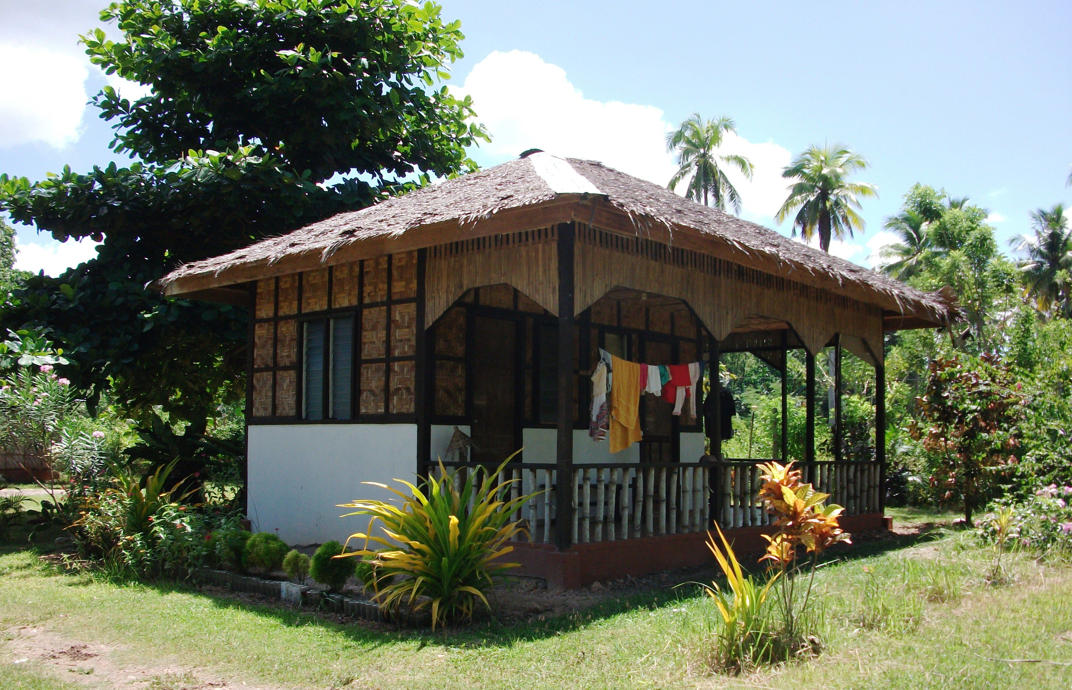 Pin By Gimini On Bahay Kubo Philippines House Design Simple House Design House Design Photos