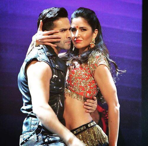 Dream Team Tour Varun Katrina Varun Dhawan Varun Katrina Kaif