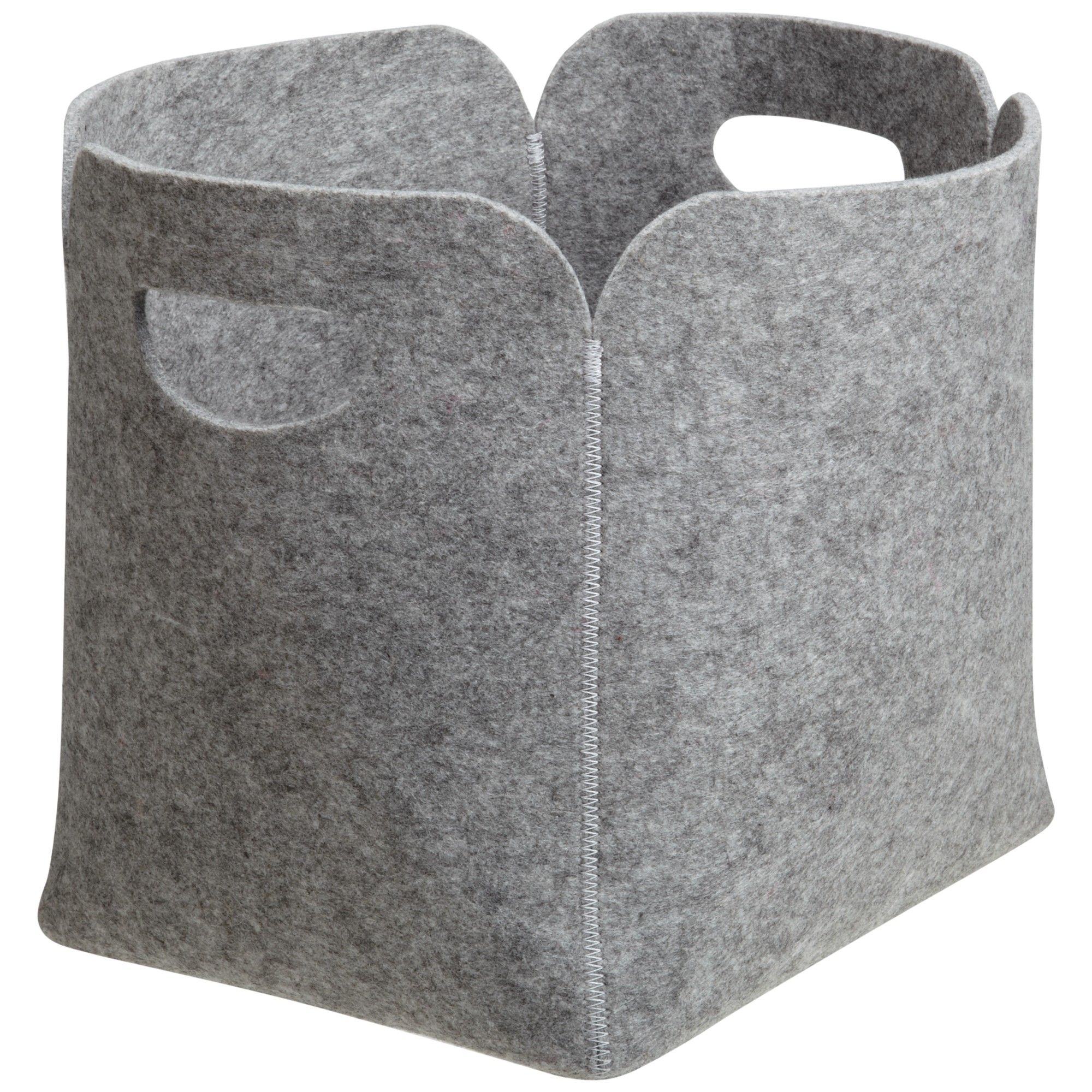 John Lewis Felt Storage Boxes Set of 3  sc 1 st  Pinterest & John Lewis Felt Storage Boxes Set of 3 | felt fold | Pinterest ...